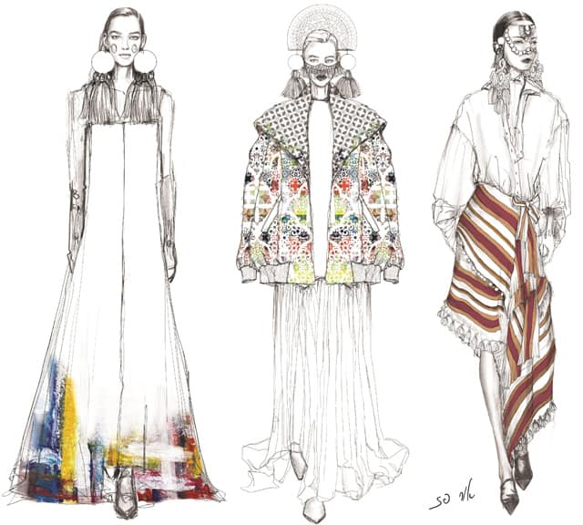 אור פז, המחלקה לעיצוב אופנה בשנקר מחזור 2018
