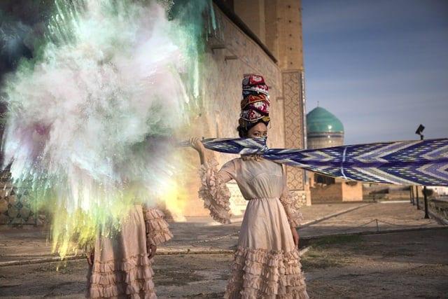 Dress Code. אלמגול מנליביאבה. מוזיאון חיפה לאמנות