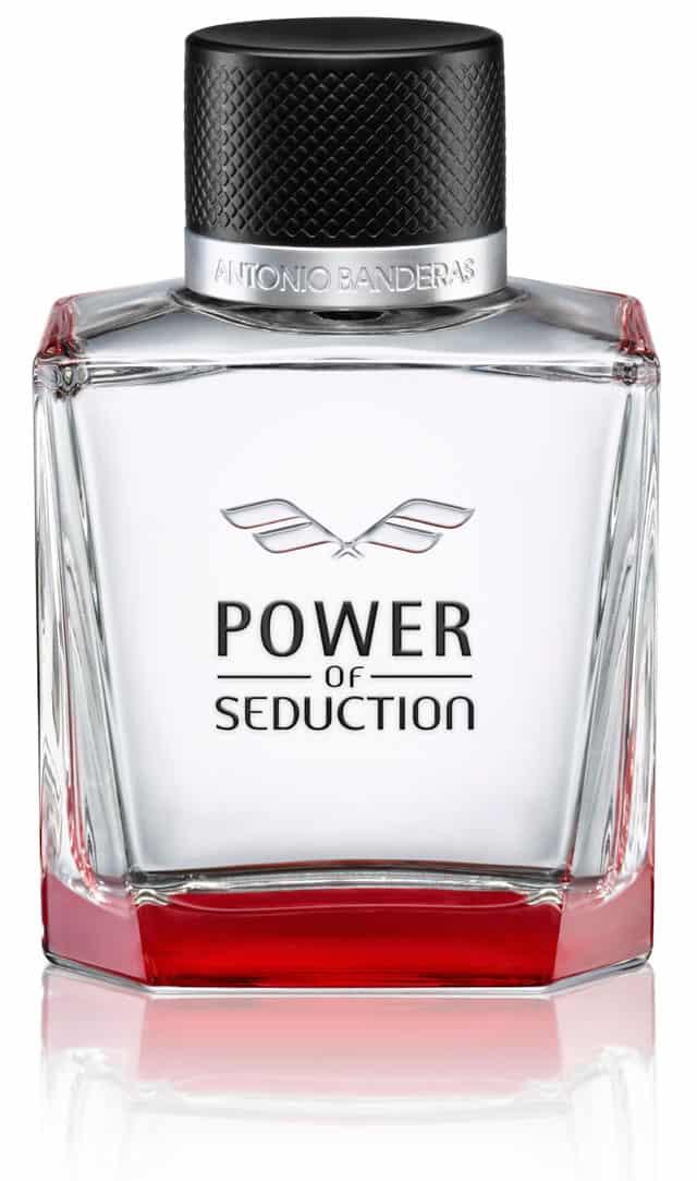 אנטוניו בנדרס. power of seduction א.ד.ט לגבר. צילום: יח״צ חו״ל