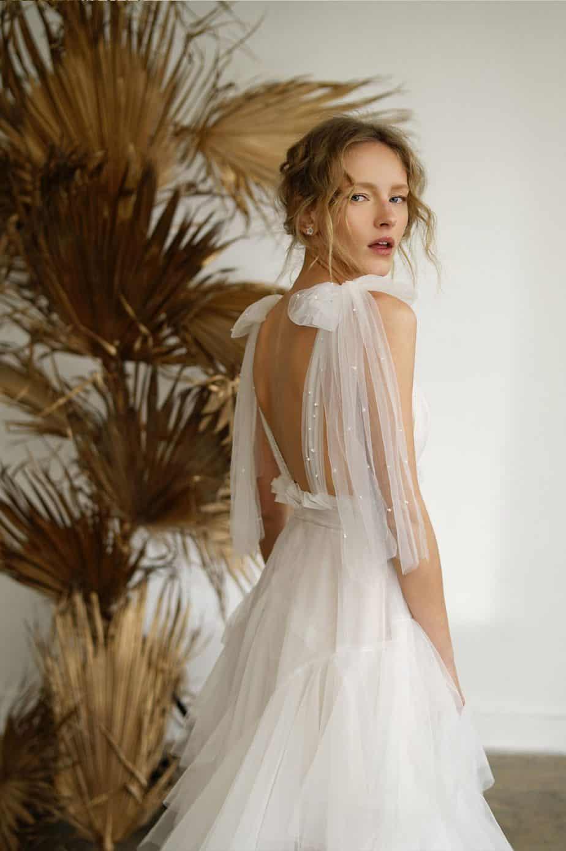 שמלת כלה של אניה פליט, צילום אלון שפרנסקי - 1