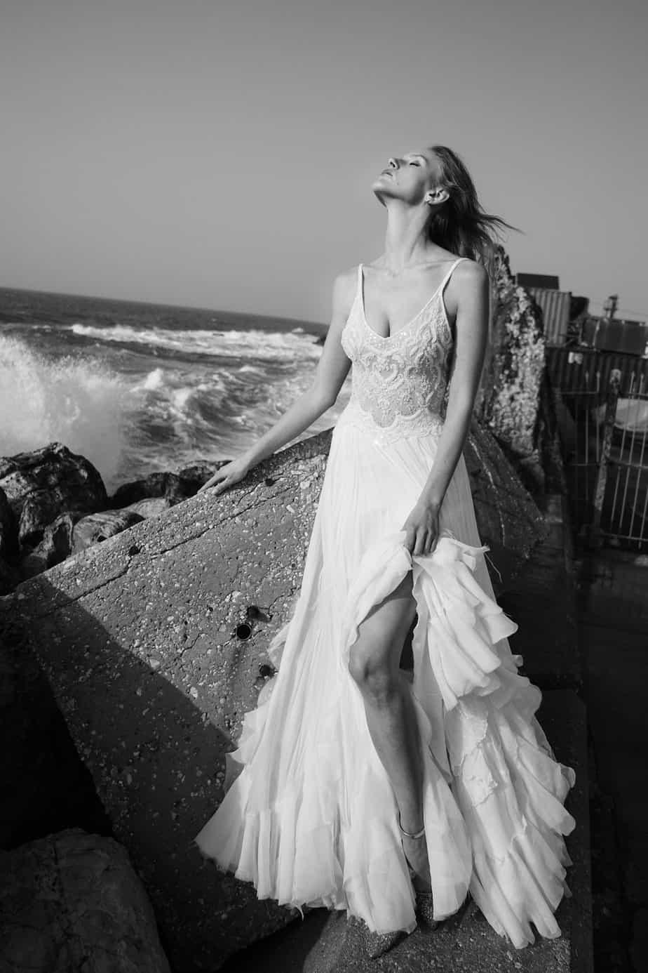 שמלת כלה של אניה פליט, צילום אלון שפרנסקי - 13