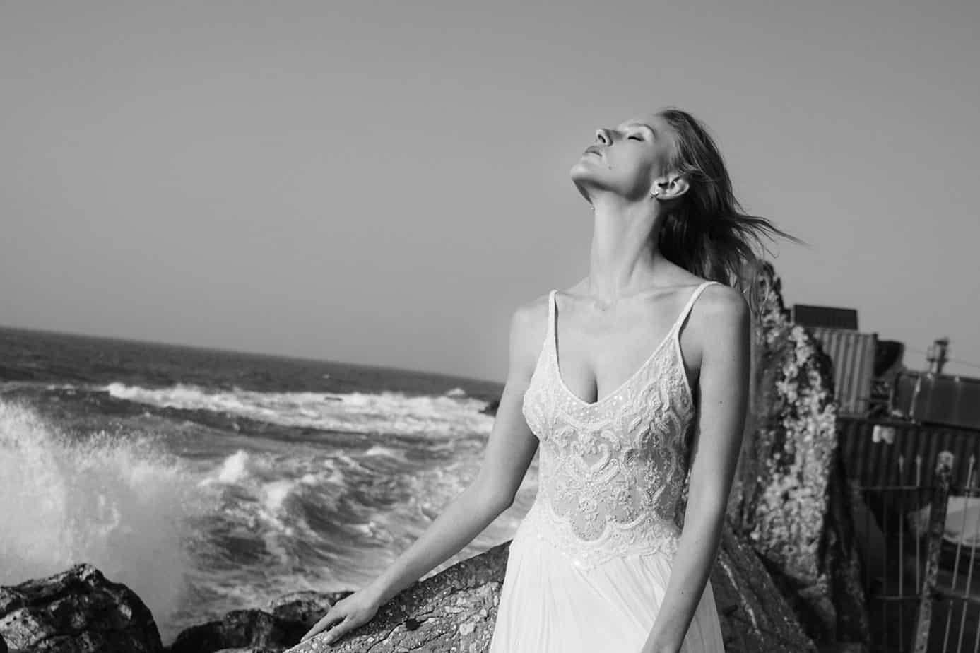 אניה פליט שמלות כלה, צילום אלון שפרנסקי