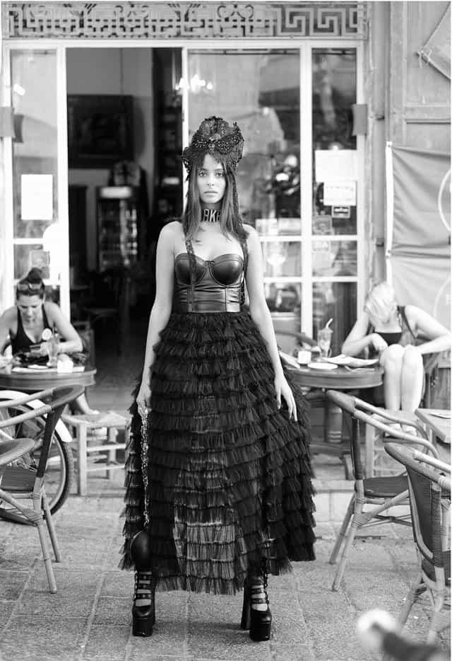 הפקת אופנה:צילום: סרגיי סטרודובצב (Sergio Starodubtsev), סטיילינג: מאוריציו מרצילו (Mauricio Marcillo), איפור: מאיה אפרת (Maya Ephrat), דוגמניות: ניצן אברהם (Nitzan Avraham), אופק מחבש (Ofek Mahbesh),ביגוד: ארקטה, אופנה, מגזין אופנה, חדשות אופנה, כתבות אופנה, Fashiom Magazine, Fashion ,מגזין אופנה ישראלי, מגזין אופנה ועיצוב, עיתון אופנה, מגזין אופנה אונליין, טרנדים, סטייל -7