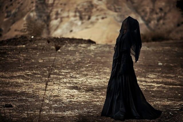 בתמונה: אשת לוט. צילום: דיקלה לאור