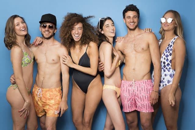 ביקיני, בגדי ים שלמים, בגדי ים לכלות, מגזין אופנה, מגזין אופנה ישראלי, אופנה, Efifo, Fashion, Fashion Magazine, tiniz3, בגדי ים -
