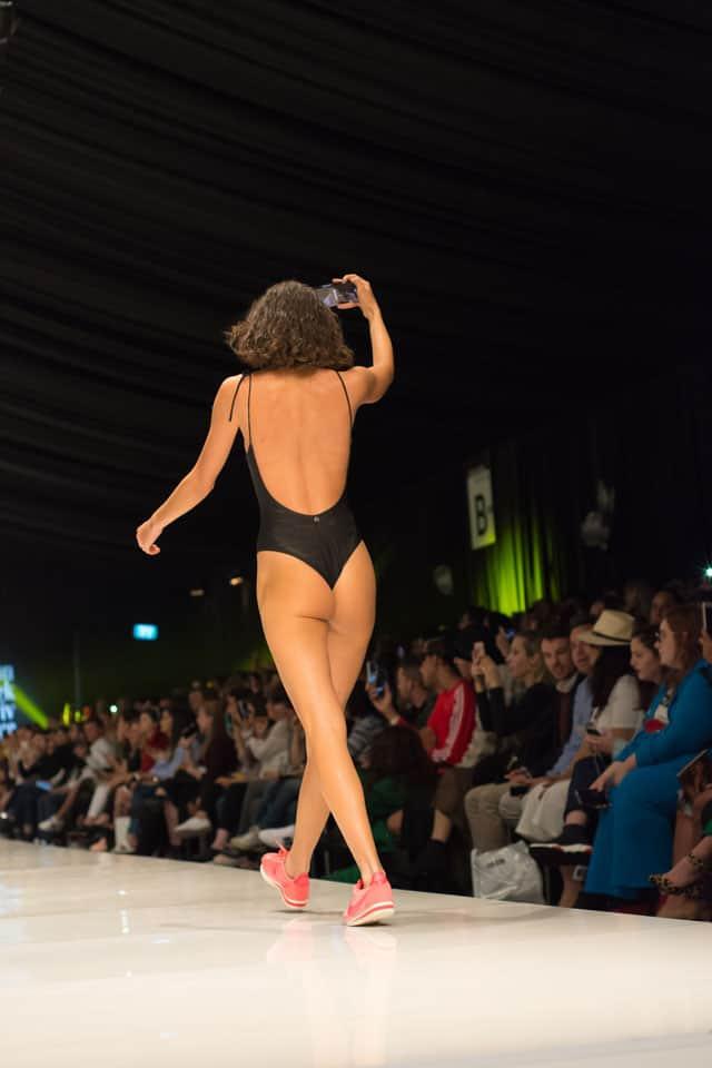 תצוגת אופנה של בננהוט בשבוע האופנה תל אביב 2018 -6