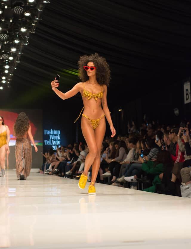 תצוגת אופנה של בננהוט בשבוע האופנה תל אביב 2018 -68