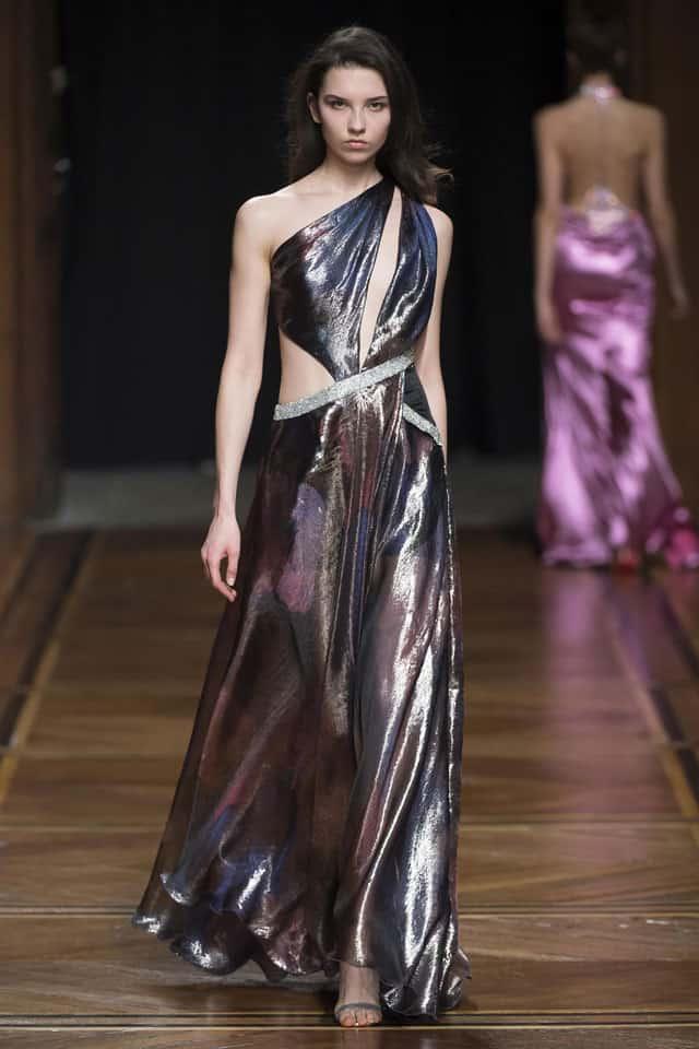 בצילום: מתצוגת האופנה של גליה להב. שבוע קוטור, פריז 2018. צילום: יח״צ - 1