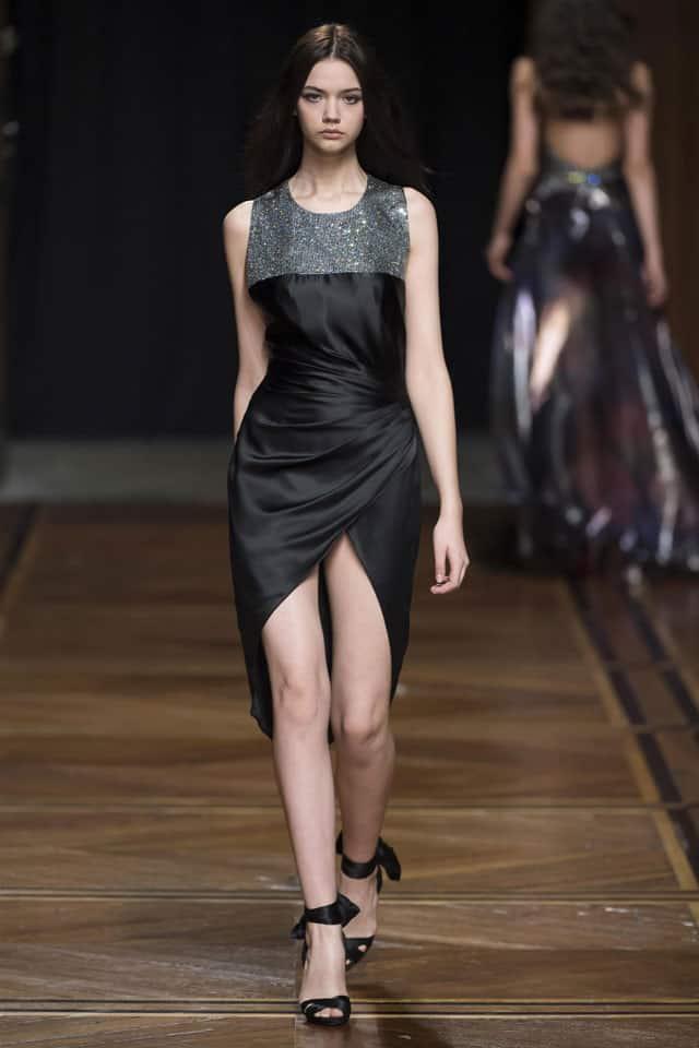 בצילום: מתצוגת האופנה של גליה להב. שבוע קוטור, פריז 2018. צילום: יח״צ - 4
