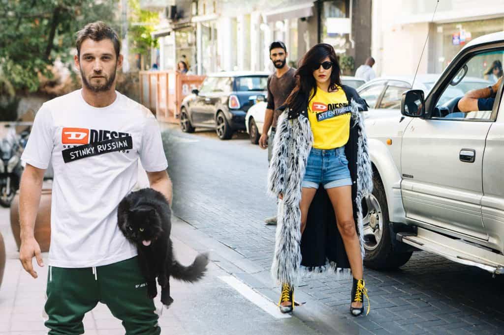 דין מרישניקוב, מגי אזרזר Fashion Israel - מגזין אופנה