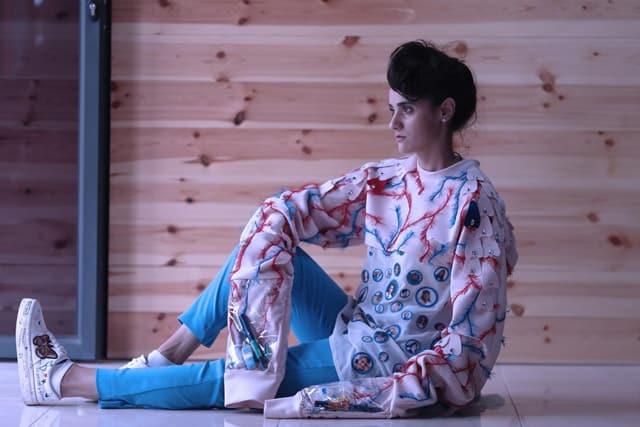 סוכרת נעורים. פרויקט אופנה של חנאן אחמד, המחלקה לעיצוב אופנה - המרכז האקדמי ויצו חיפה. צילום: יח״צ, אופנה, מגזין אופנה, מגזין אופנה ישראלי - 5