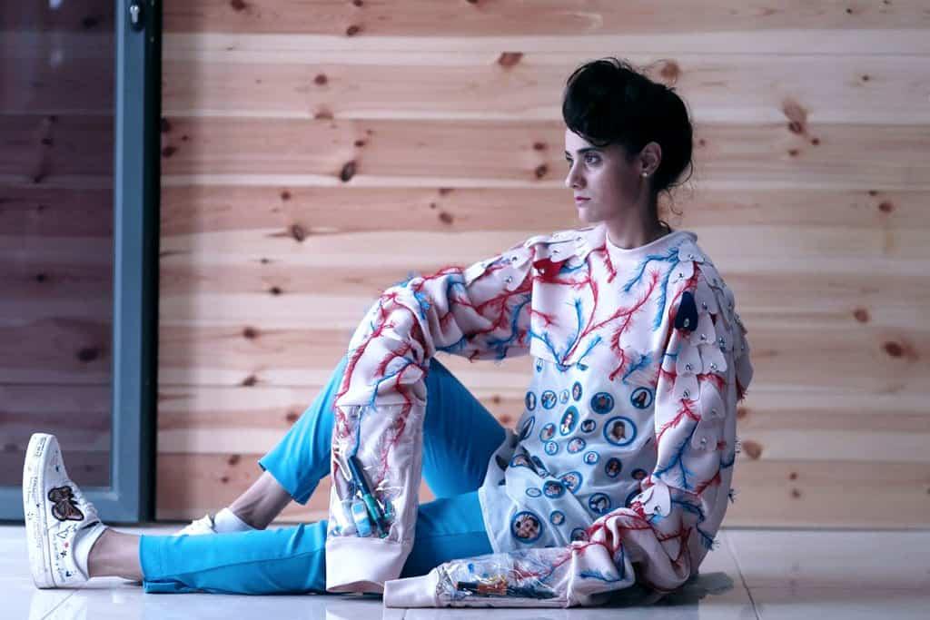 סוכרת נעורים - פרויקט אופנה של חנאן אחמד, ויצו חיפה. צילום: יח״צ