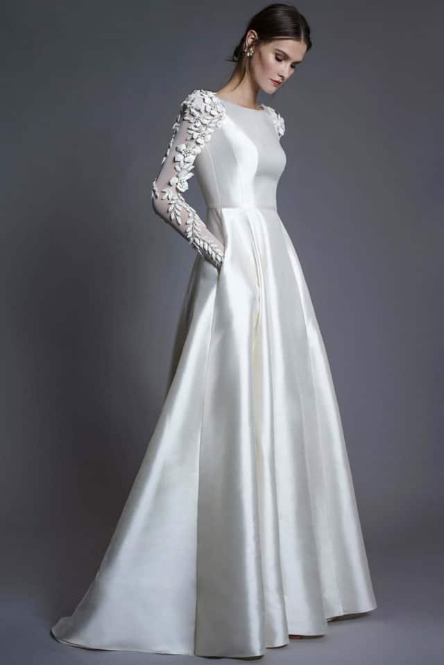 שמלת כלה של חנה מרילוס, חנה מרילוס שמלות כלה, מגזין אופנה, מגזין אופנה ישראלי, Efifo, Fashion, Fashion Magazine, אופנה -