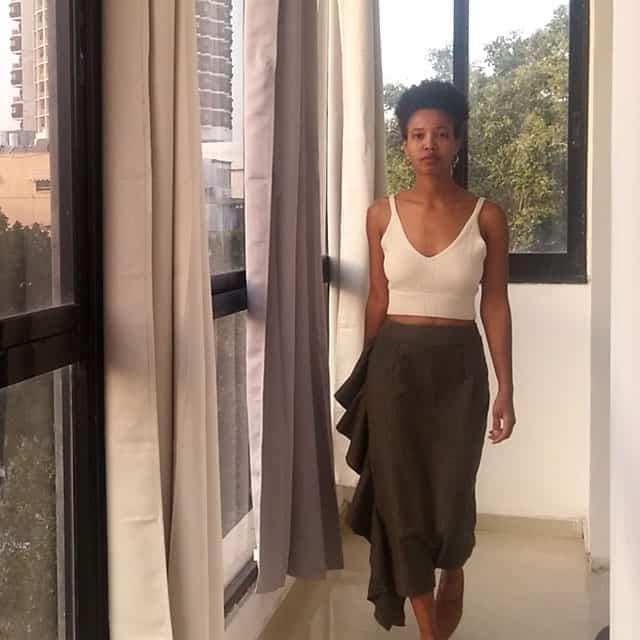 בתמונה: בתמונה: חצאית עיפרון של זאודיטו קאסה. צילום: יח״צ