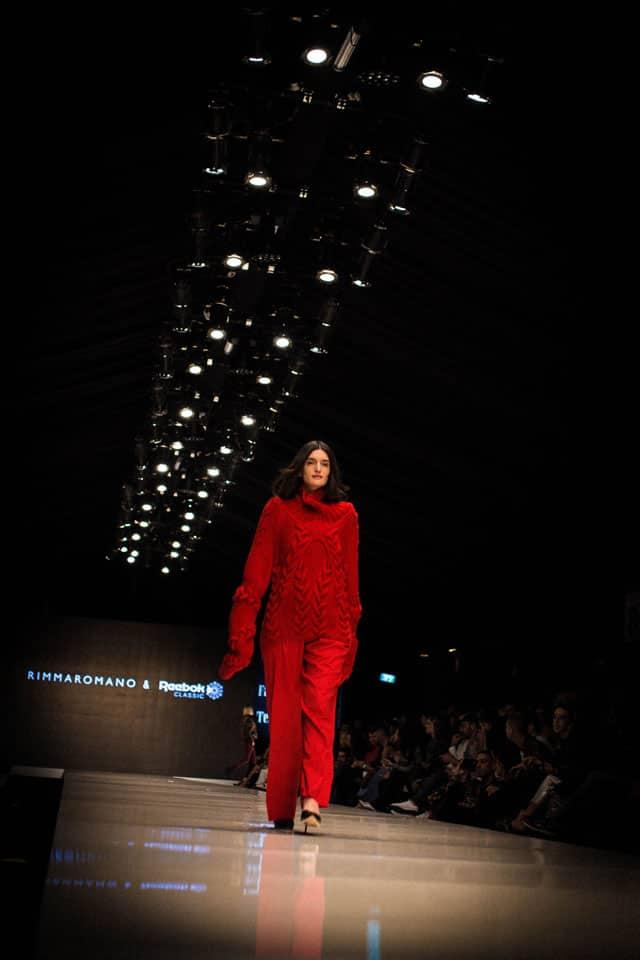 תצוגת אופנה של רימה רומנו. שבוע האופנה תל אביב 2018. צילום: יונתן אזולאי - 3