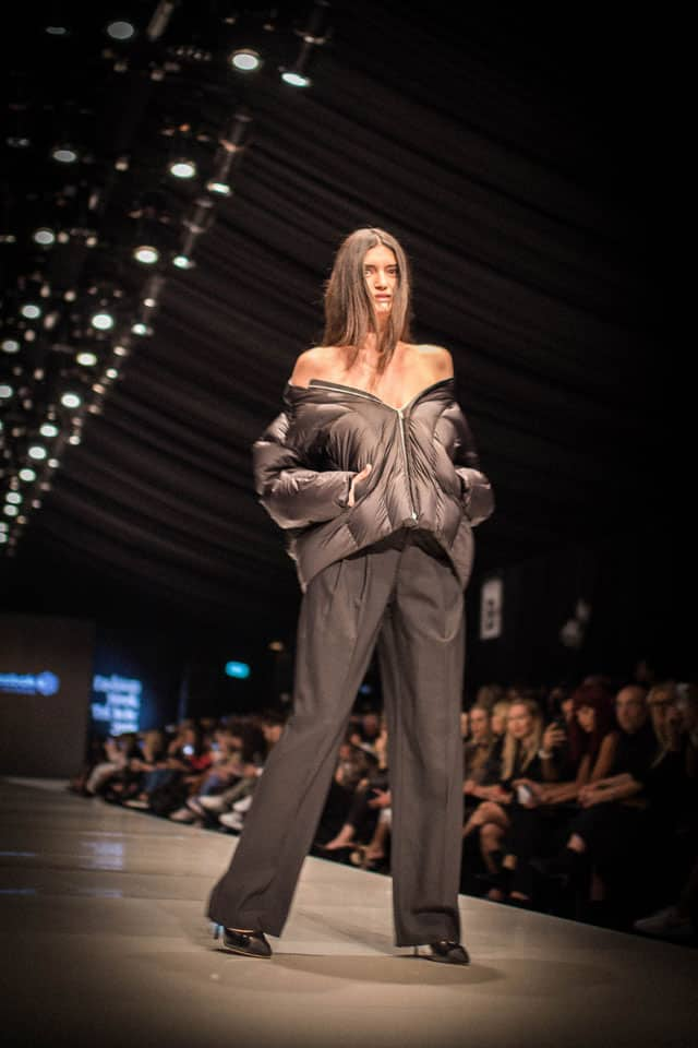תצוגת אופנה של רימה רומנו. שבוע האופנה תל אביב 2018. צילום: יונתן אזולאי - 2