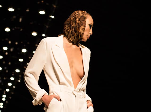 בצילום: עידן לרוס. שבוע האופנה תל אביב 2018. צילום: יונתן אזולאי - 2