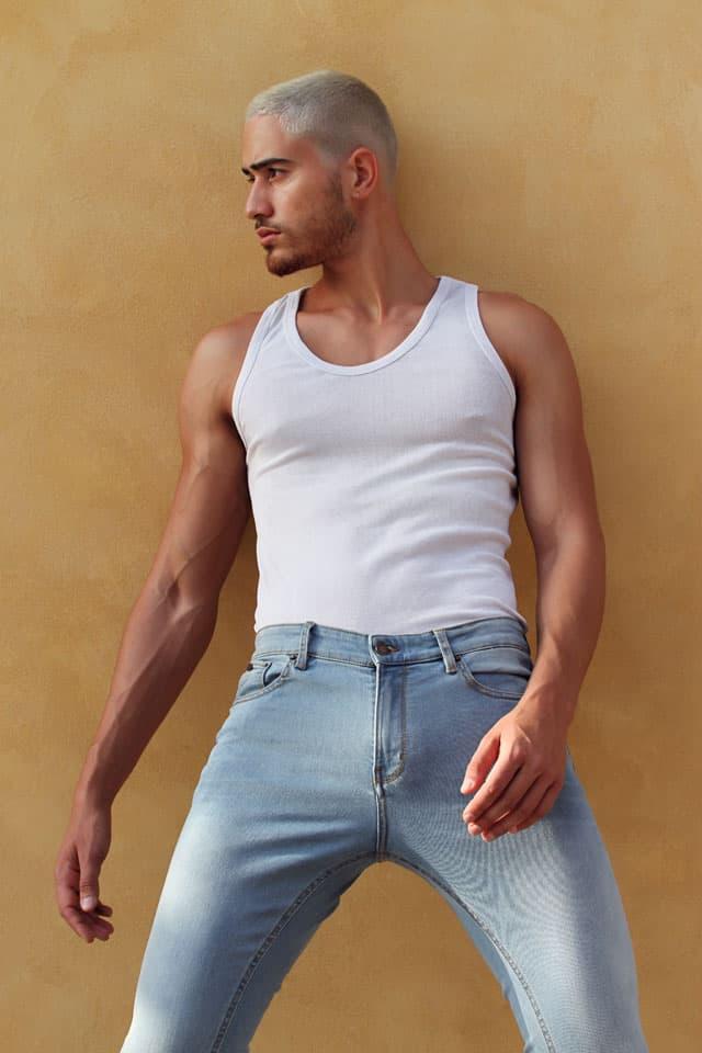 Efifo - מגזין אופנה ישראלי, דוגמן: ירדן ארדיטי,צילום: עומר רביבי, סוכנות: Passion Management,עריכת תמונות: בועז רובין -4
