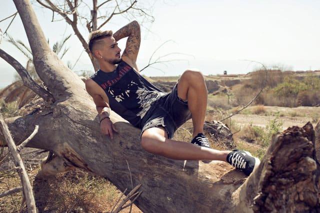 מאור בוזגלו. צילום: אלכס ליפשיץ - לי קופר. Efifo, מגזין אופנה ישראלי - 3
