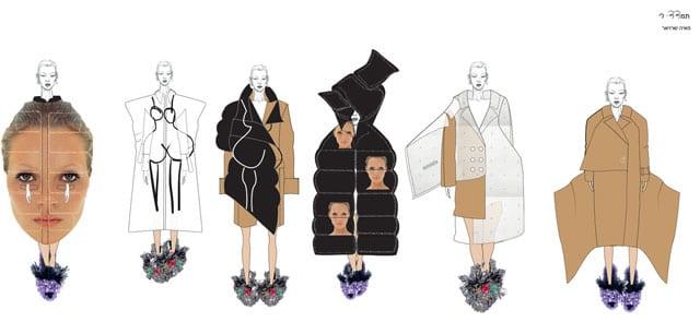 מאיה שרויאר,MAYA SCHREUER, המרכז האקדמי ויצו חיפה, אופנה, מגזין אופנה, חדשות אופנה, כתבות אופנה, Fashion, Fashion Magazine, Efifo, מגזין אופנה ישראלי