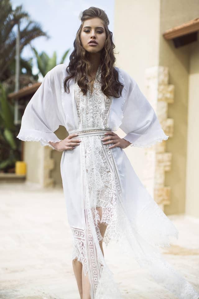 Efifo, מגזין אופנה ישראלי - יריד מקודשת: שמלת כלה של חן חוה, 3,490 שקל במקום 4500 שקל. צילום: שחף מרגלית