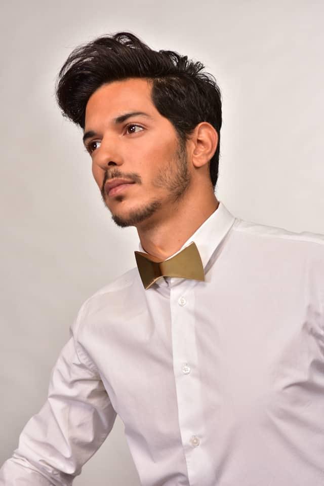Efifo, מגזין אופנה ישראלי - יריד החתונות מרילנד. פפיון מתכתי באדיבות PAPINO. צילום: יח״צ