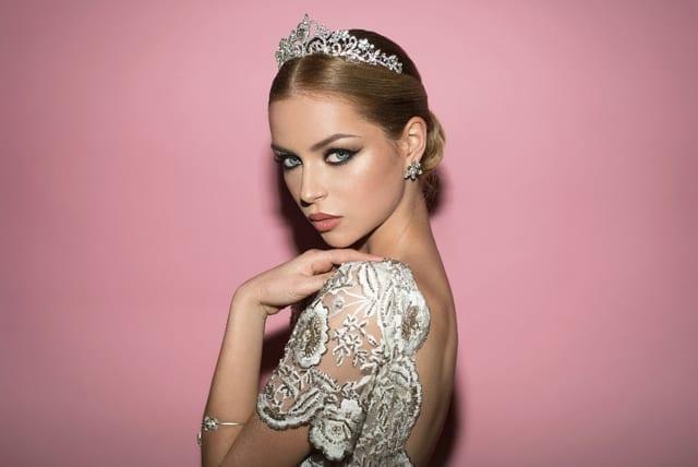 Efifo, מגזין אופנה ישראלי - יריד החתונות מרילנד. תכשיטים לכלה באדיבות ליהי אדל. צילום: יח״צ