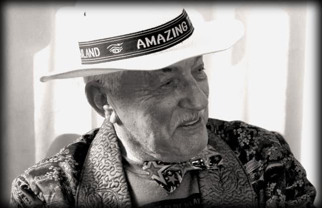 פורים 2018. צילומי מסיבת פורים של קשישים במרכז גונדה. צילום: יונתן אזולאי - 15