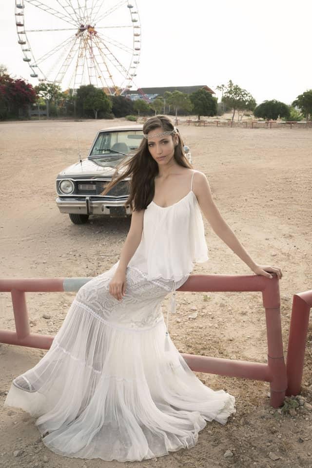 הדוגמנית ענבר יעקבי. צילום: דביר כחלון - 2