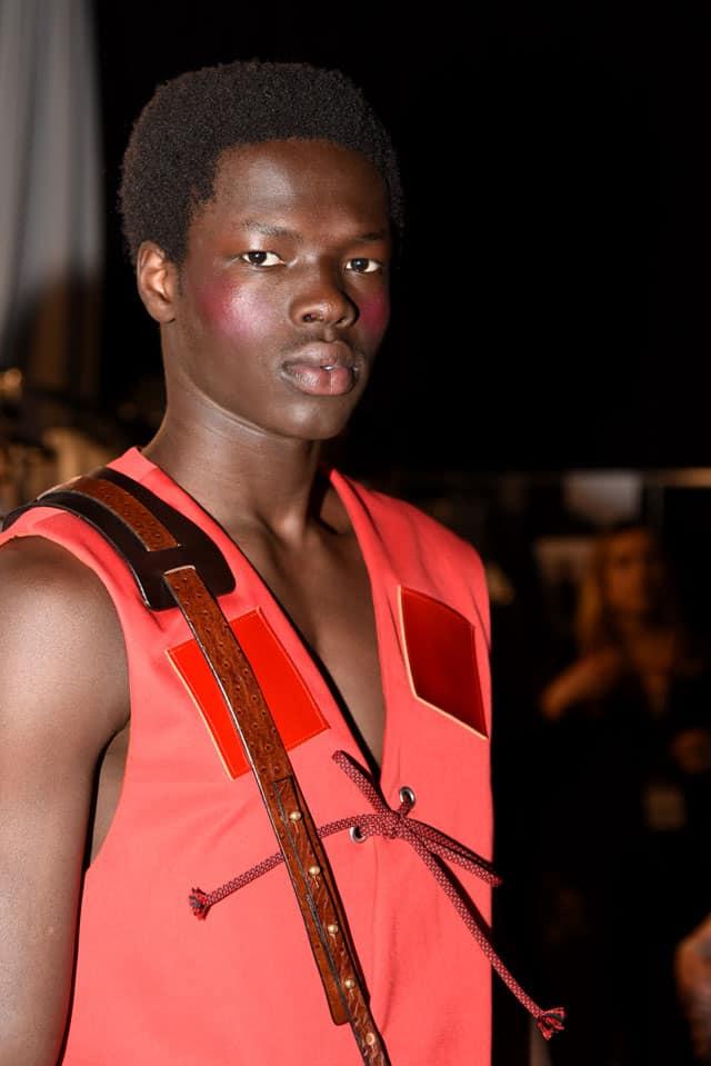 שבוע האופנה תל אביב. ערן שני. צילום: לימור יערי - 1