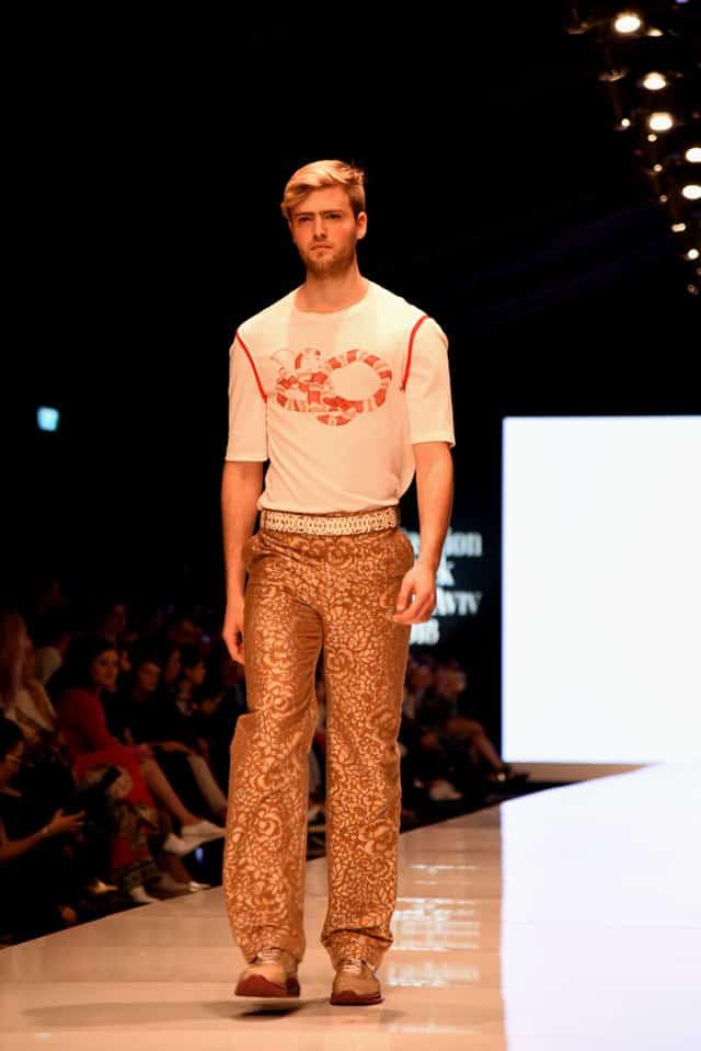 שבוע האופנה תל אביב. ערן שני. צילום: לימור יערי - 2