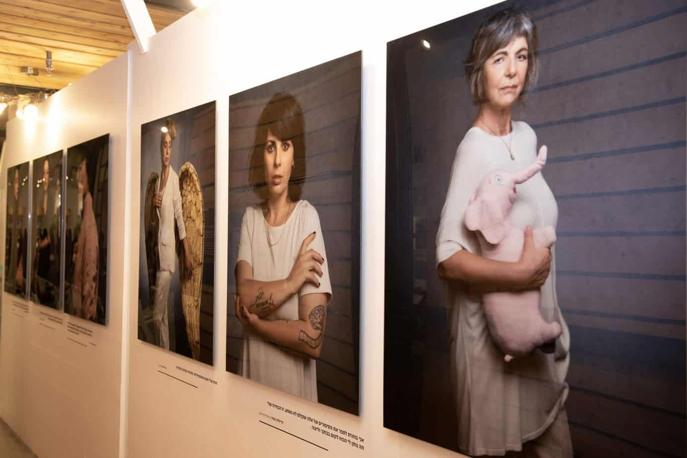 קום איל פו. תצוגת אופנה סתיו חורף 208-19. צילום: יניב לוי -326