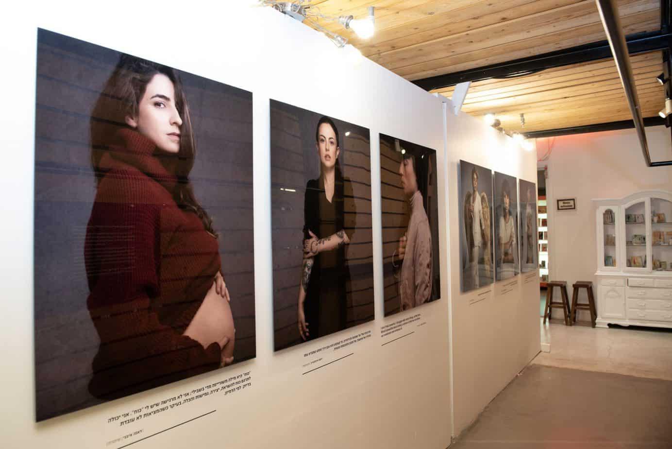קום איל פו. תצוגת אופנה סתיו חורף 208-19. צילום: יניב לוי -852