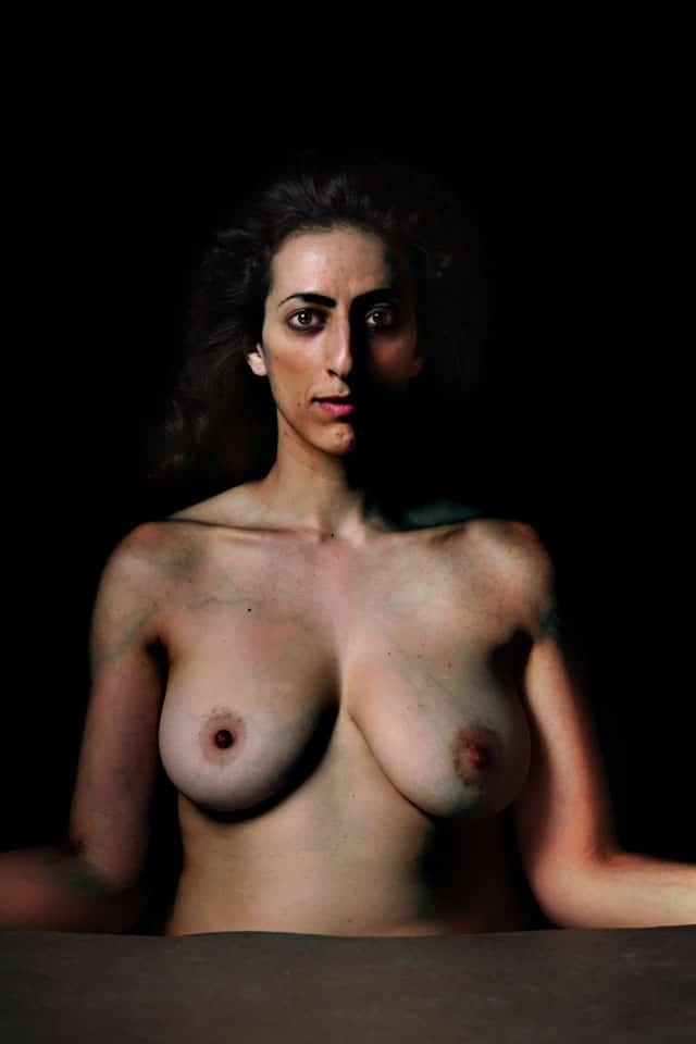 רחל ארז, ויצו חיפה, מגזין אופנה, מגזין אופנה ישראלי, מגזין אופנה אונליין, אופנה, Efifo, Fashion, Fashion Magazine, תערוכת נשים, אמנות - 2