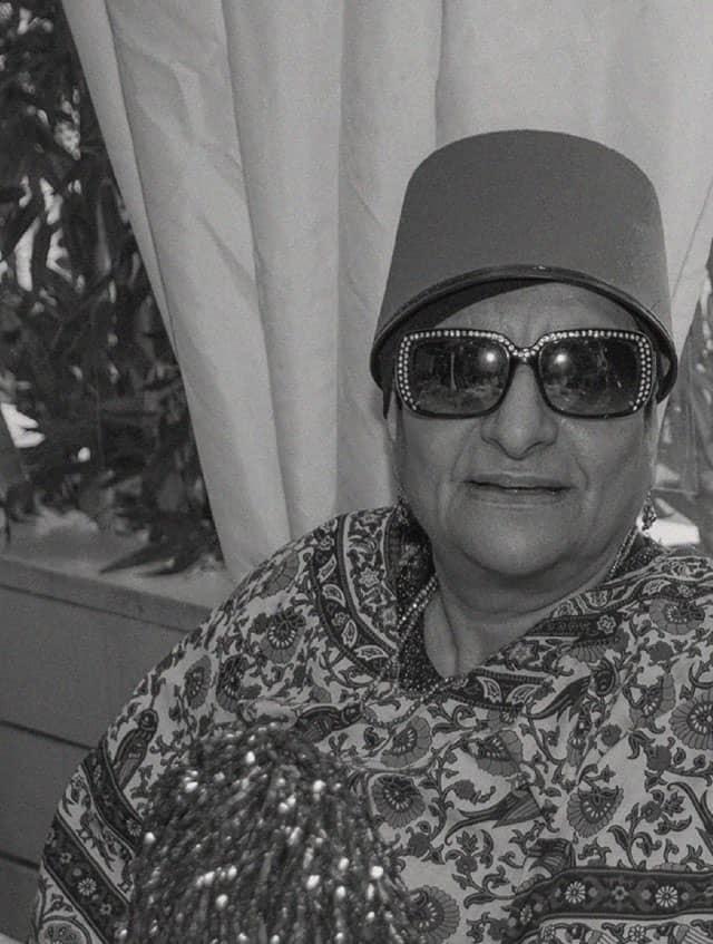 פורים 2018: מסיבת תחפושות של קשישים משכונת עזרא ומשכונת התקווה. צילום: מיטל אזולאי - 2