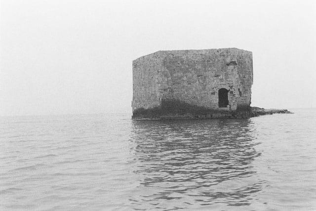 """""""אי הזבובים """"13x18 של הצלם שמחה שירמן -מוזיאון אשדוד לאמנות-2"""