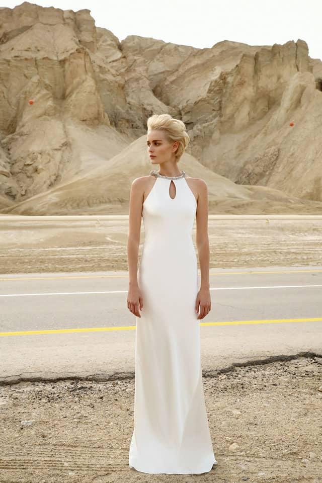 שמלת מייגן של משכית, משכית בעיצוב שרון טל - צילום אייל נבו, מגזין אופנה, מגזין אופנה ישראלי, Efifo, Fashion, Fashion Magazine, אופנה -