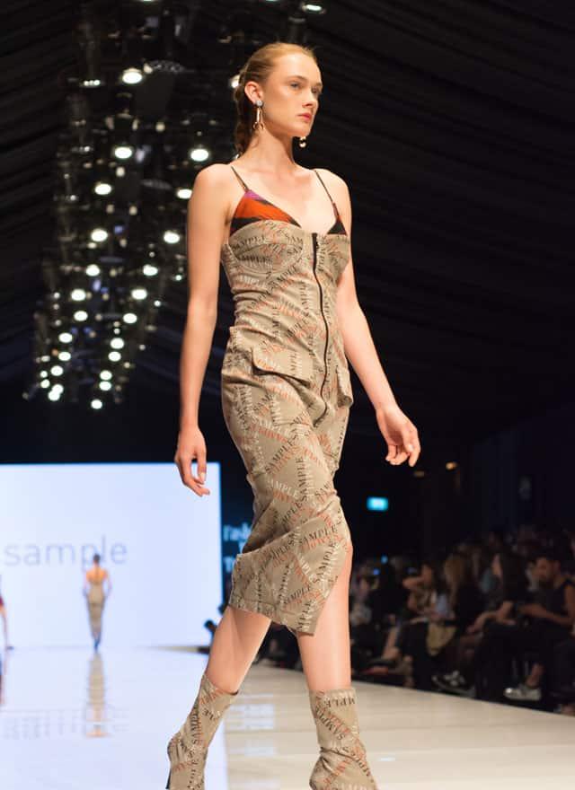תצוגת sample בשבוע האופנה תל אביב, סמפל, צילום: מיטל אזולאי, - 3