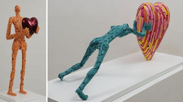 אנשים קטנים - ניצן אבידור. גלריית אפרת01