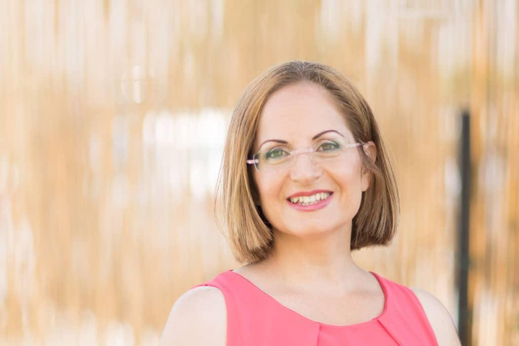 ליאת גולדשטיין מהפורטל ״אמאבא״. צילום: יח״צ