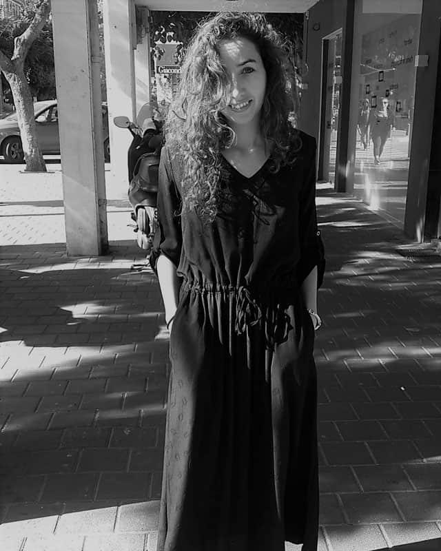 בצילום: סיוון חליווה. צילום: יח״צ. Efifo - מגין אופנה ישראלי