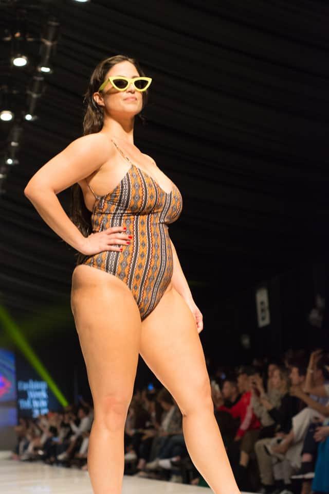 תצוגת אופנה של בננהוט בשבוע האופנה תל אביב 2018 -3