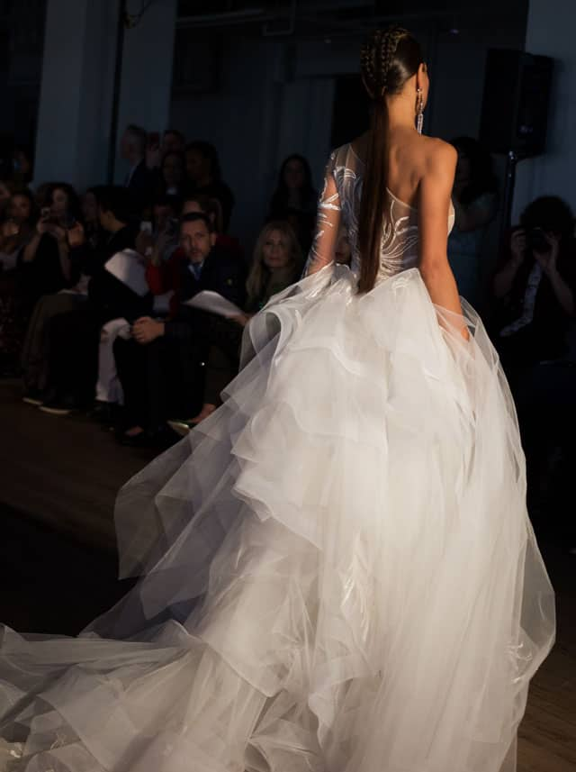ברטה שמלות כלה. צילום: האל מרטין. Efifo - מגזין האופנה של ישראל - 14