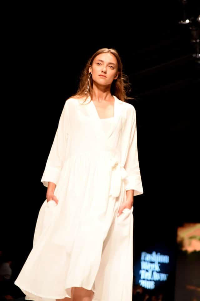 שבוע האופנה תל אביב. דורין פרנקפורט. צילום: לימור יערי - 12