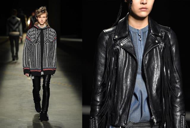 תצוגת אופנה של דיזל בלאק גולד בשבוע האופנה לגברים מילאנו. צילום: אינסטגרם