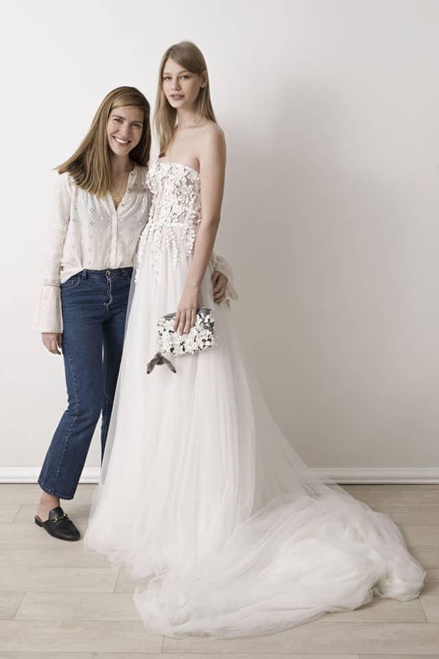 Efifo, מגזין אופנה ישראלי - קיפלינג. דנה הראל וסופיה מצ׳טנר. צילום: אלכס ליפקין
