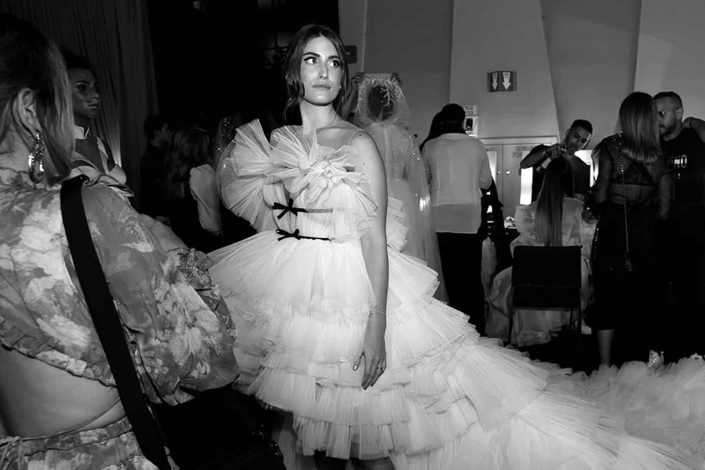 דנה זרמון בשמלת כלה של דילן פריאנטי. צילום: לימור יערי, אופנה, חדשות אופנה, כתבות אופנה, Fashiom Magazine, Fashion, Efifo ,מגזין אופנה, מגזין אופנה ישראלי, מגזיני אופנה ישראלים