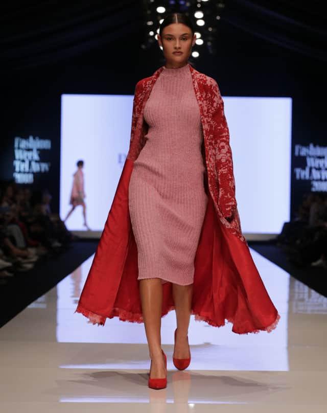 שבוע האופנה תל אביב. דנה כהן. צילום: אבי ולדמן -3