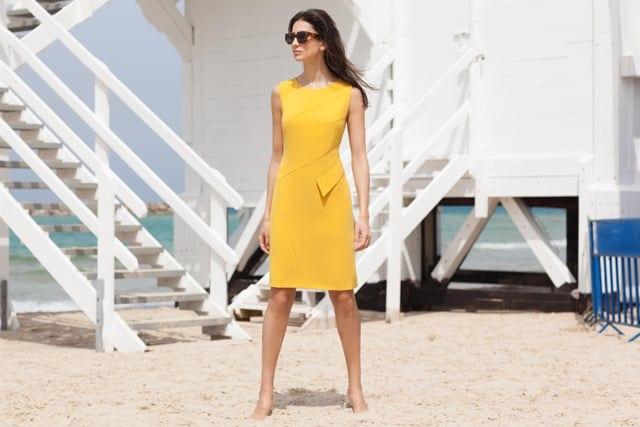 הודא נקש ל׳אליאן סטולרו׳. צילום: מרינה מוסקוביץ׳-כריס. Efifo - מגזין האופנה של ישראל