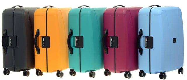המזוודות החכמות של ROLLINK. צילום: יח״צ